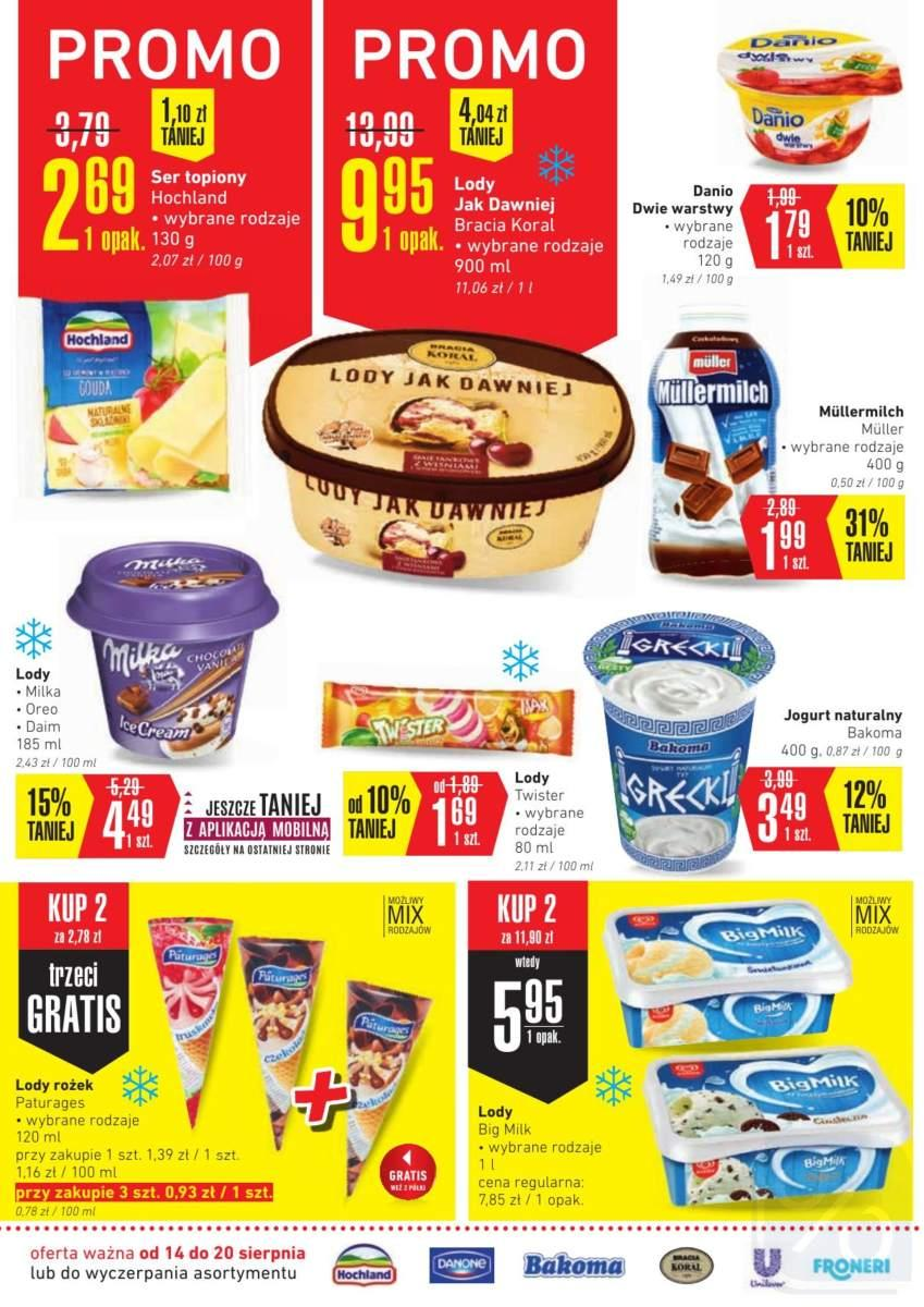 Gazetka promocyjna Intermarche do 20/08/2018 str.9
