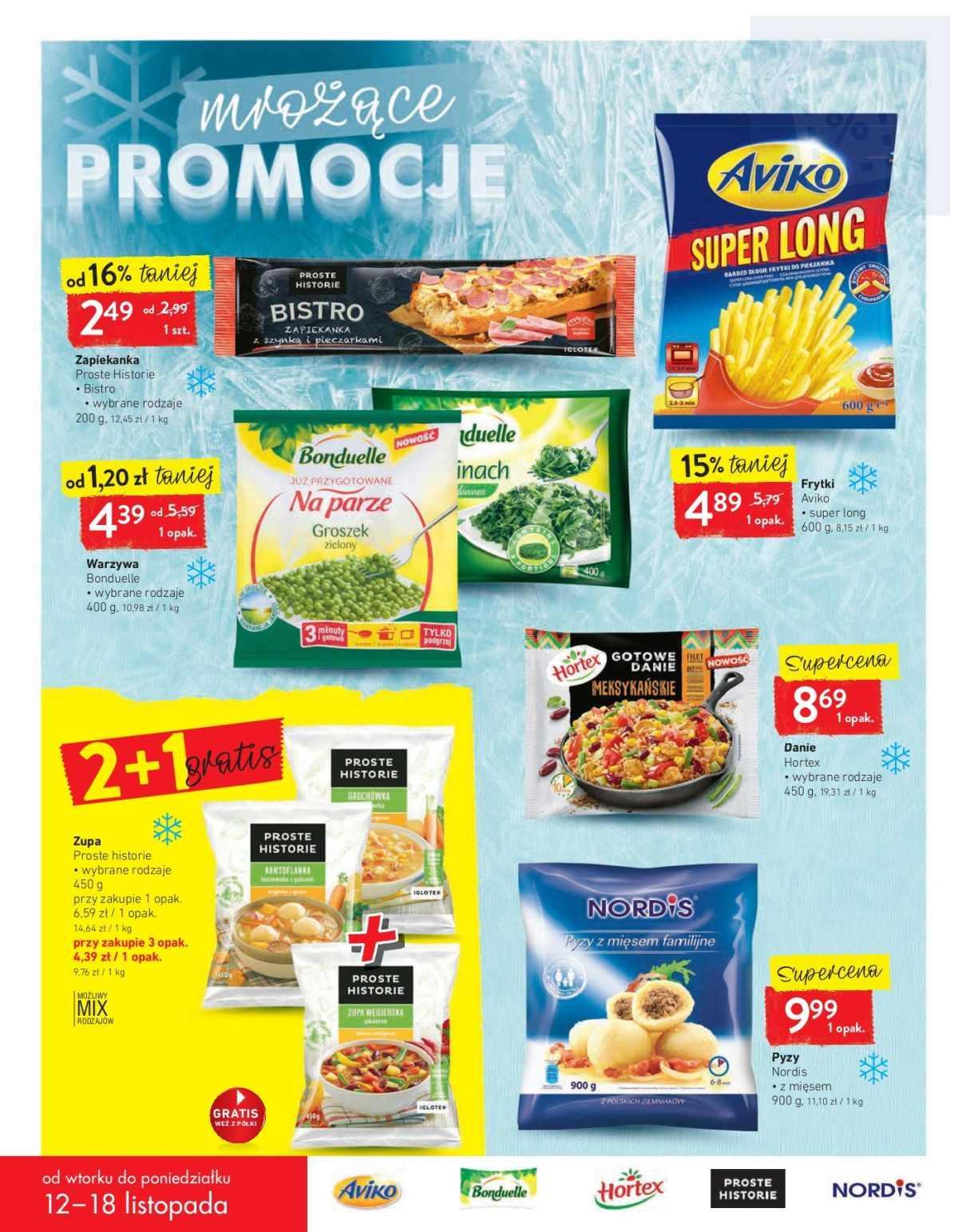 Gazetka promocyjna Intermarche do 18/11/2019 str.15