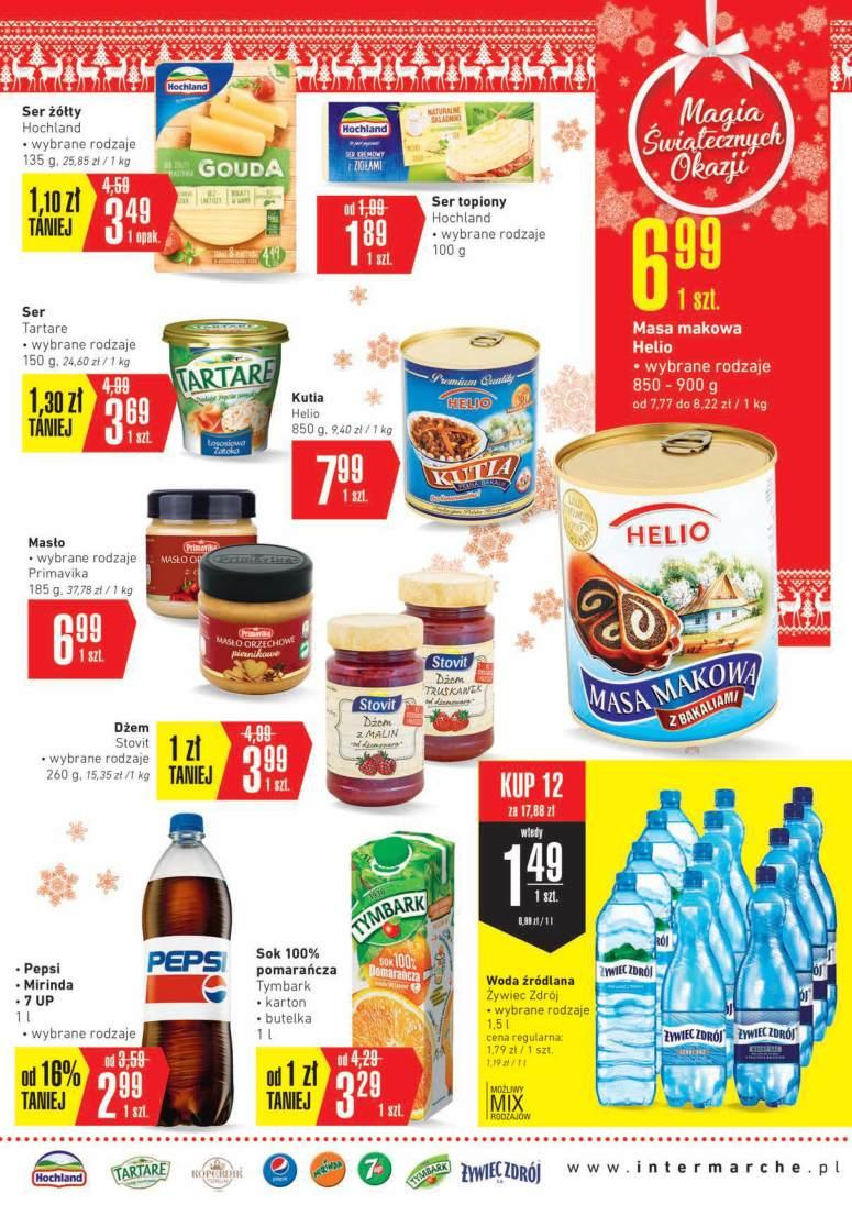 Gazetka promocyjna Intermarche do 24/12/2018 str.17