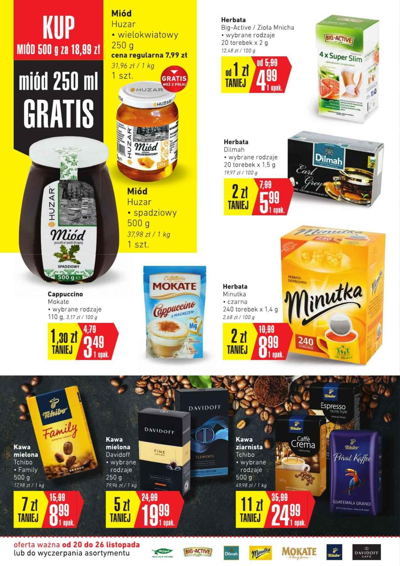 Gazetka promocyjna Intermarche do 26/11/2018 str.11