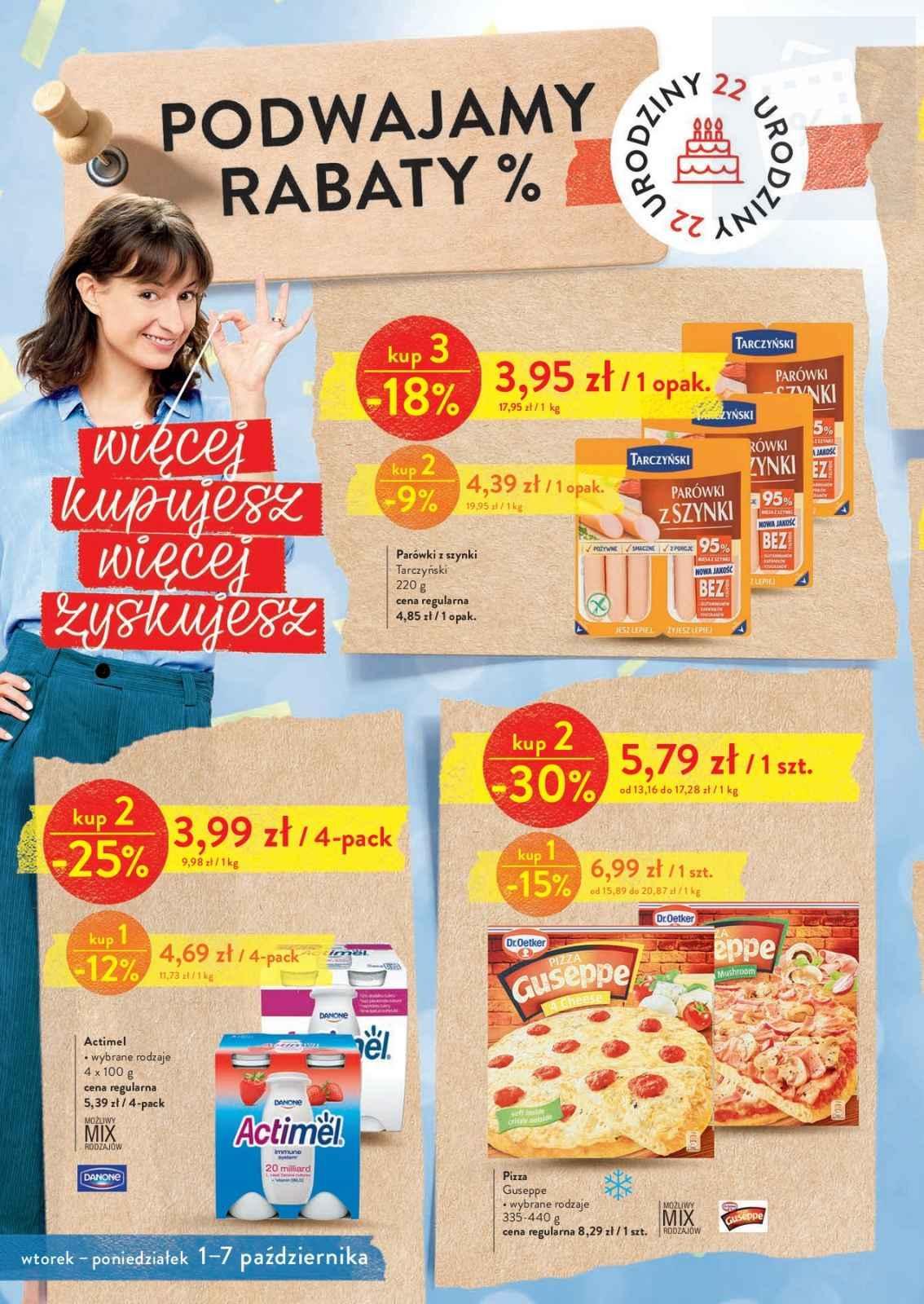 Gazetka promocyjna Intermarche do 07/10/2019 str.1