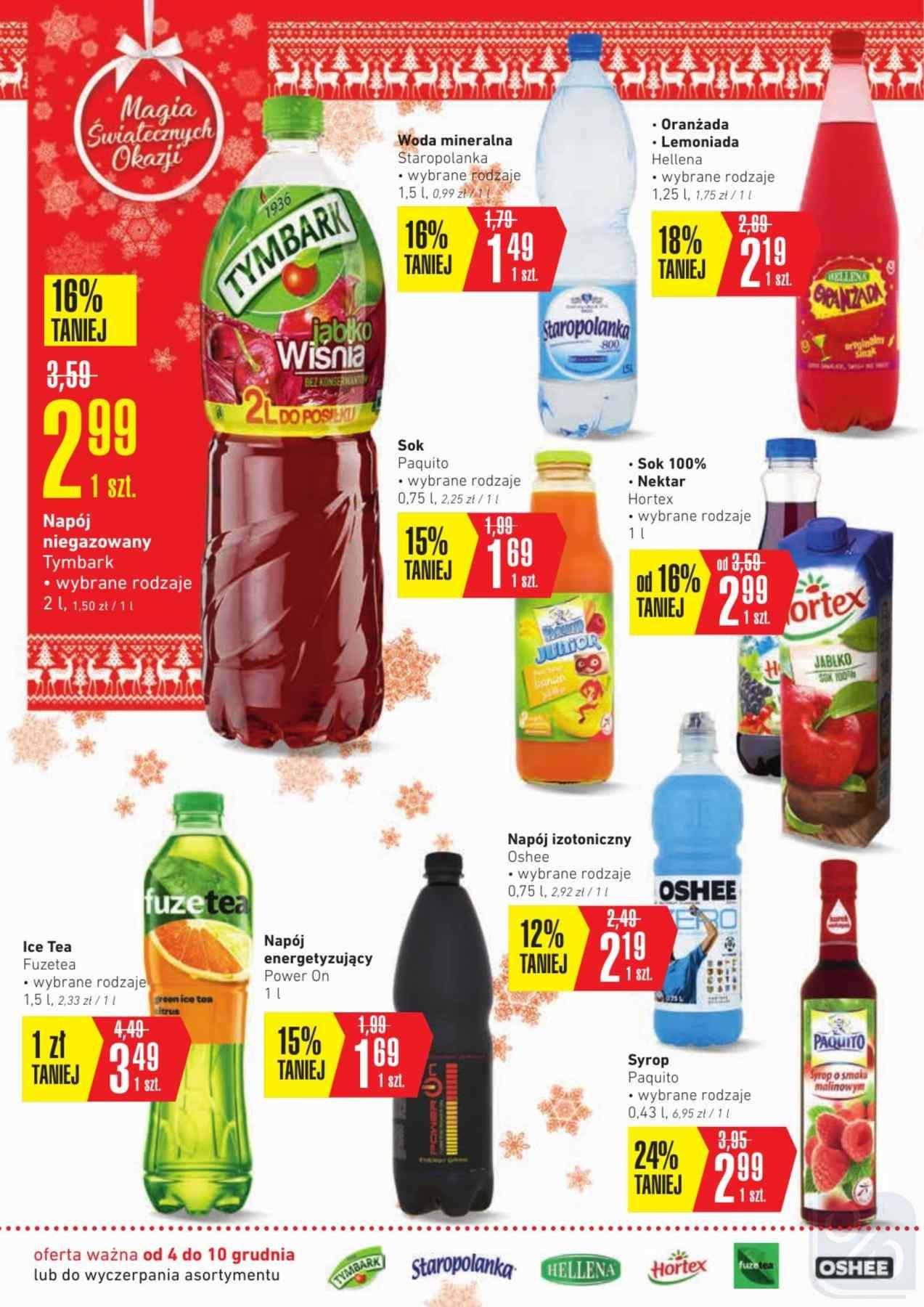 Gazetka promocyjna Intermarche do 10/12/2018 str.18