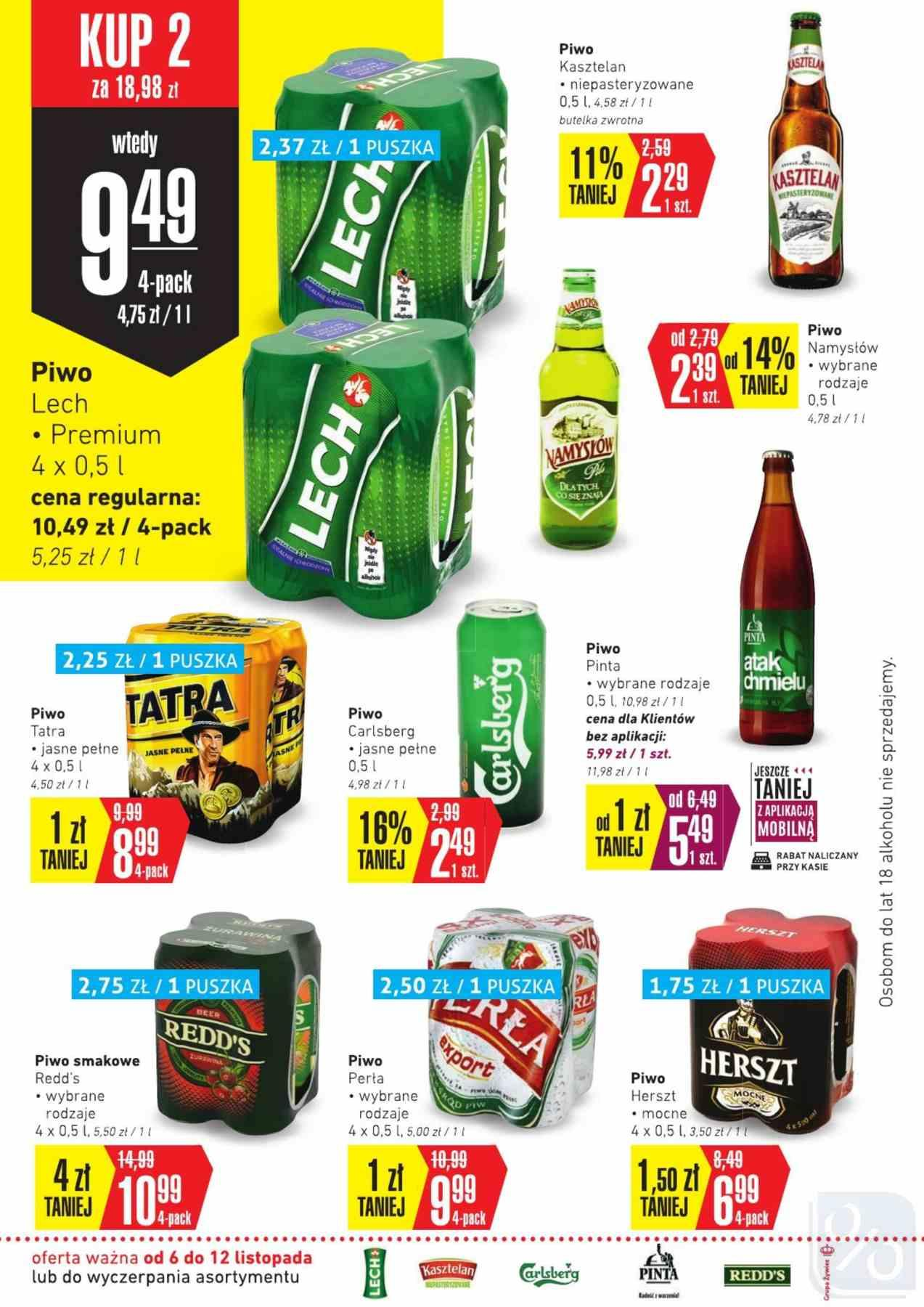 Gazetka promocyjna Intermarche do 12/11/2018 str.16