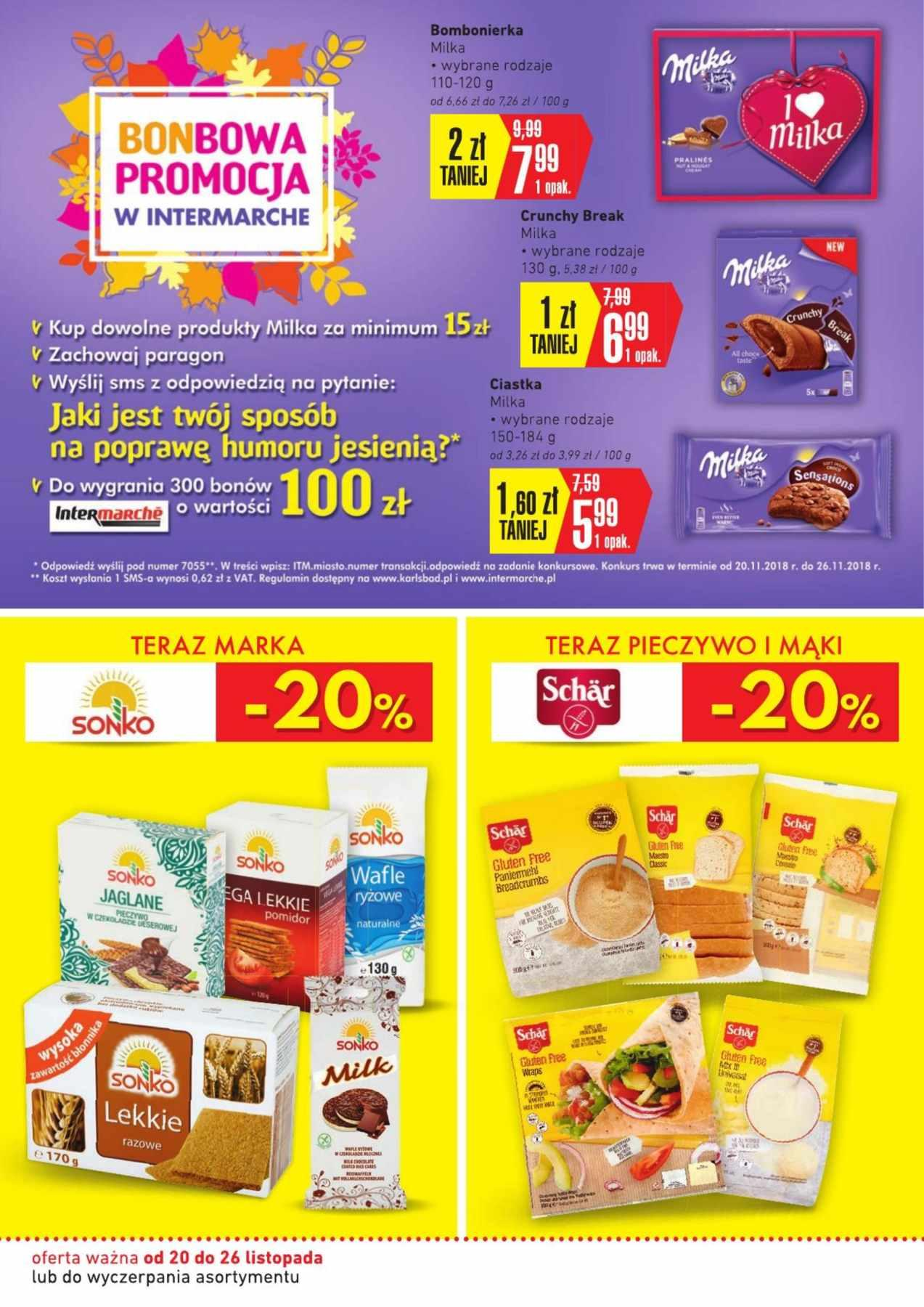 Gazetka promocyjna Intermarche do 26/11/2018 str.9
