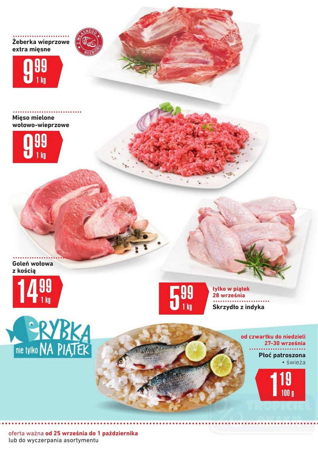 Gazetka promocyjna Intermarche do 01/10/2018 str.6