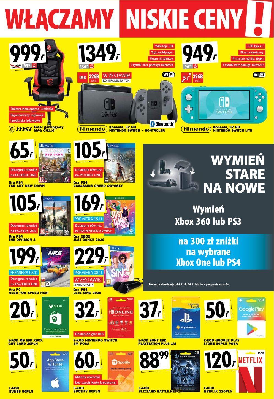 Gazetka promocyjna Media Expert do 14/11/2019 str.8