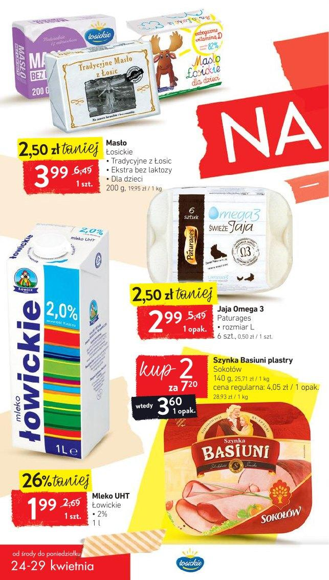 Gazetka promocyjna Intermarche do 29/04/2019 str.1