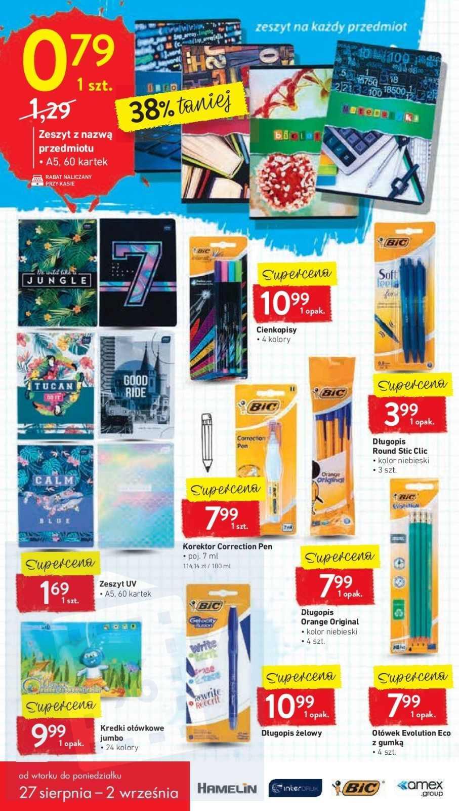 Gazetka promocyjna Intermarche do 02/09/2019 str.19