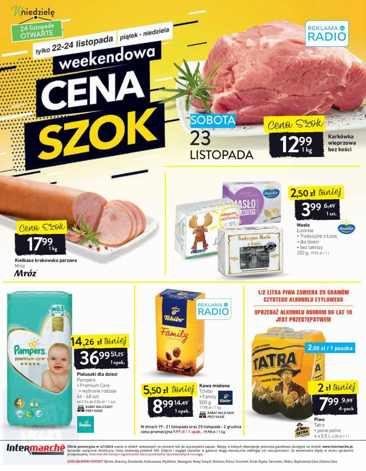 Gazetka promocyjna Intermarche do 25/11/2019 str.31