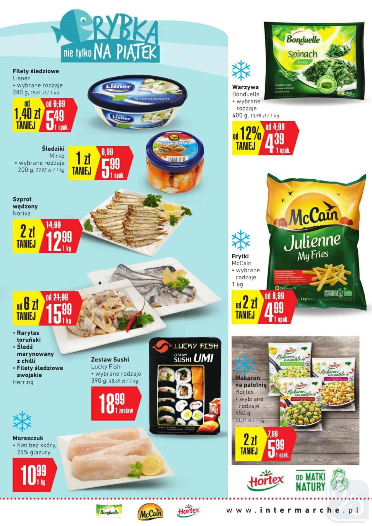 Gazetka promocyjna Intermarche do 12/11/2018 str.5
