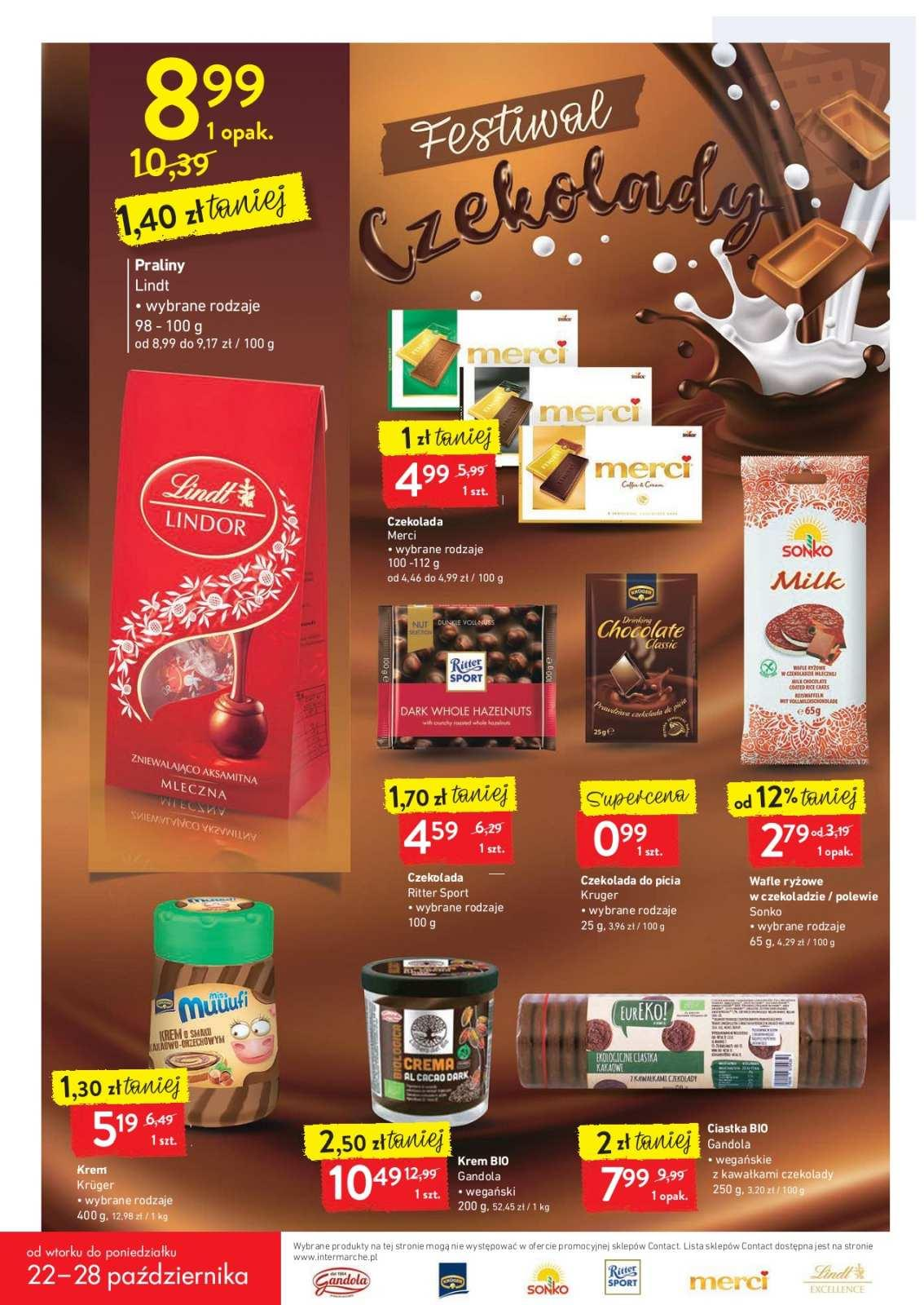 Gazetka promocyjna Intermarche do 28/10/2019 str.15