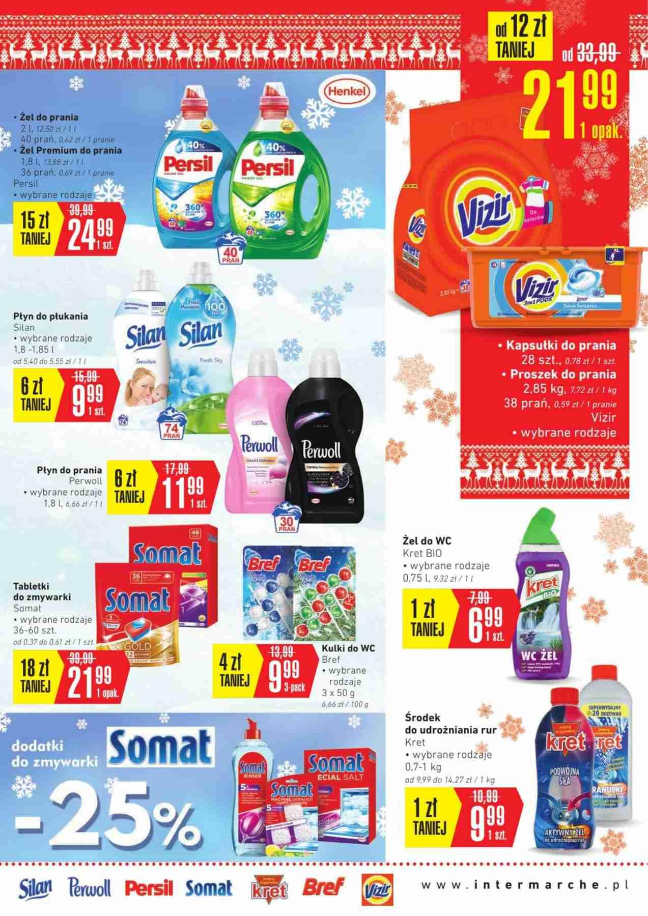 Gazetka promocyjna Intermarche do 17/12/2018 str.23