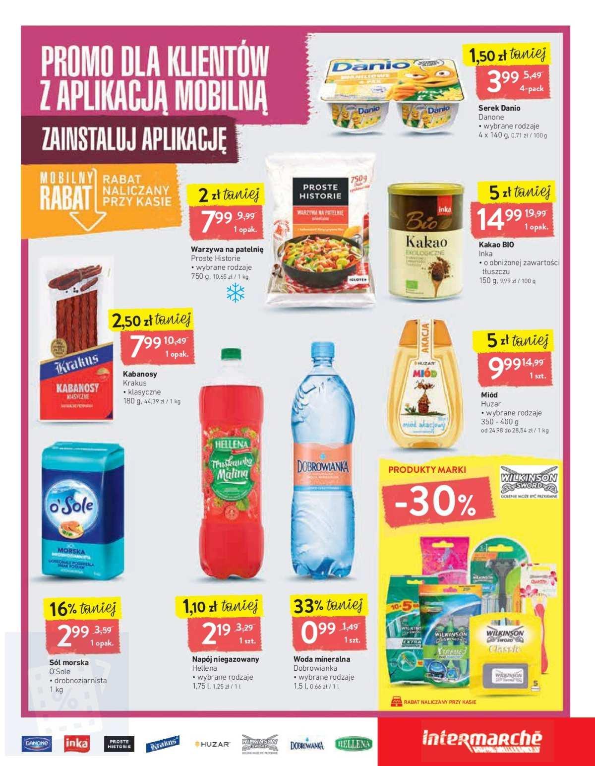 Gazetka promocyjna Intermarche do 25/11/2019 str.24