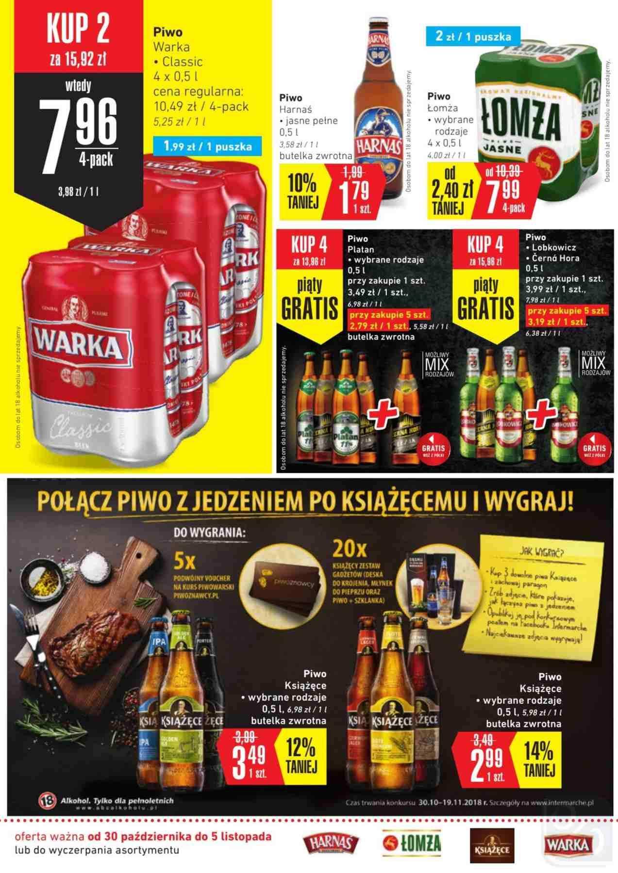Gazetka promocyjna Intermarche do 05/11/2018 str.13