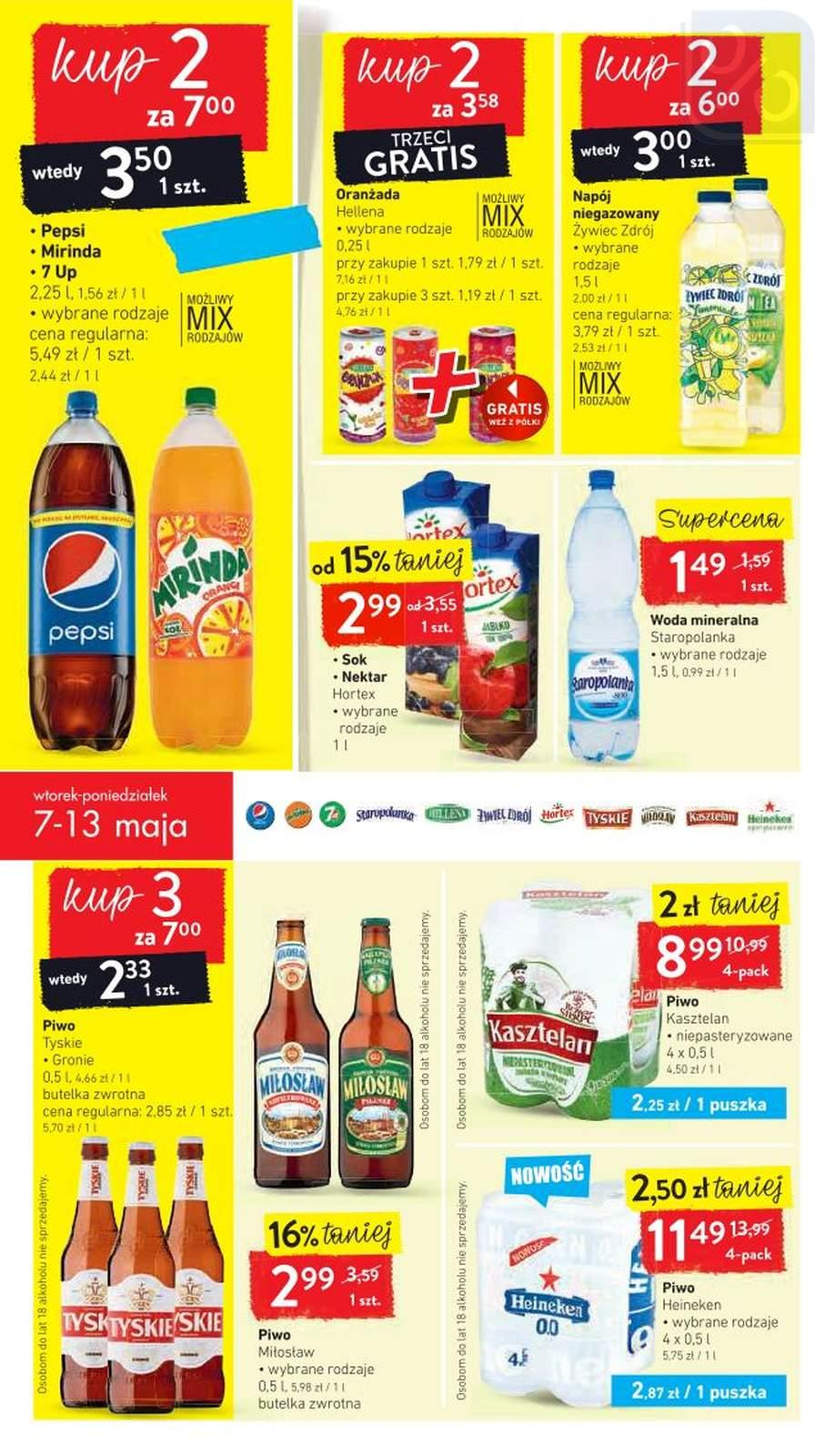 Gazetka promocyjna Intermarche do 13/05/2019 str.15