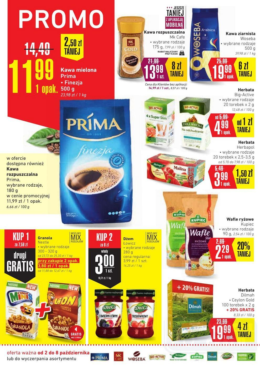 Gazetka promocyjna Intermarche do 08/10/2018 str.12