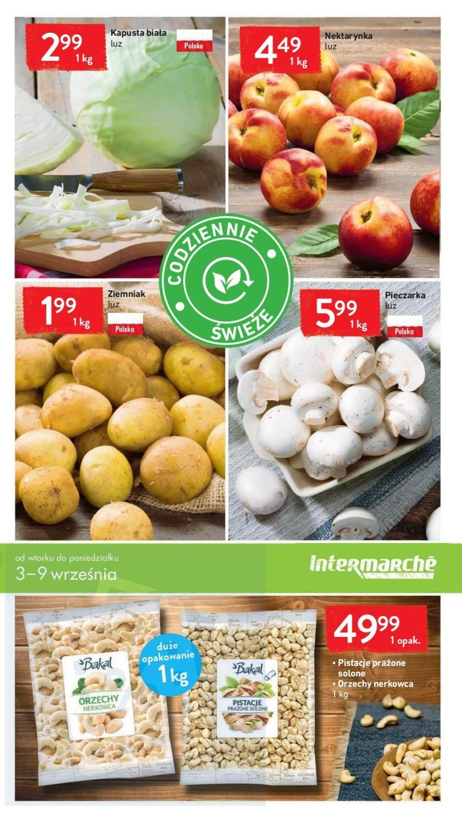 Gazetka promocyjna Intermarche do 09/09/2019 str.2