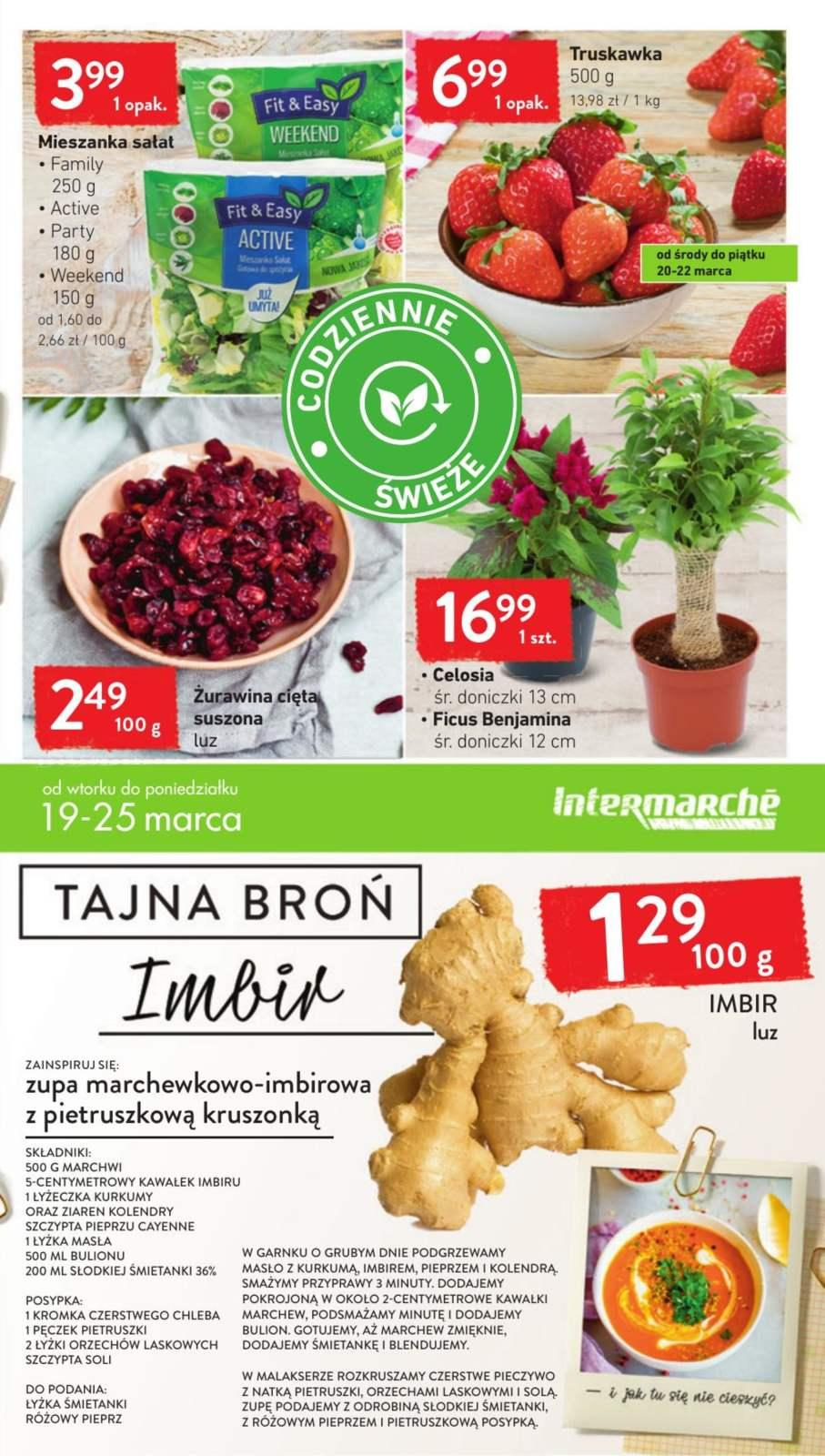 Gazetka promocyjna Intermarche do 25/03/2019 str.2