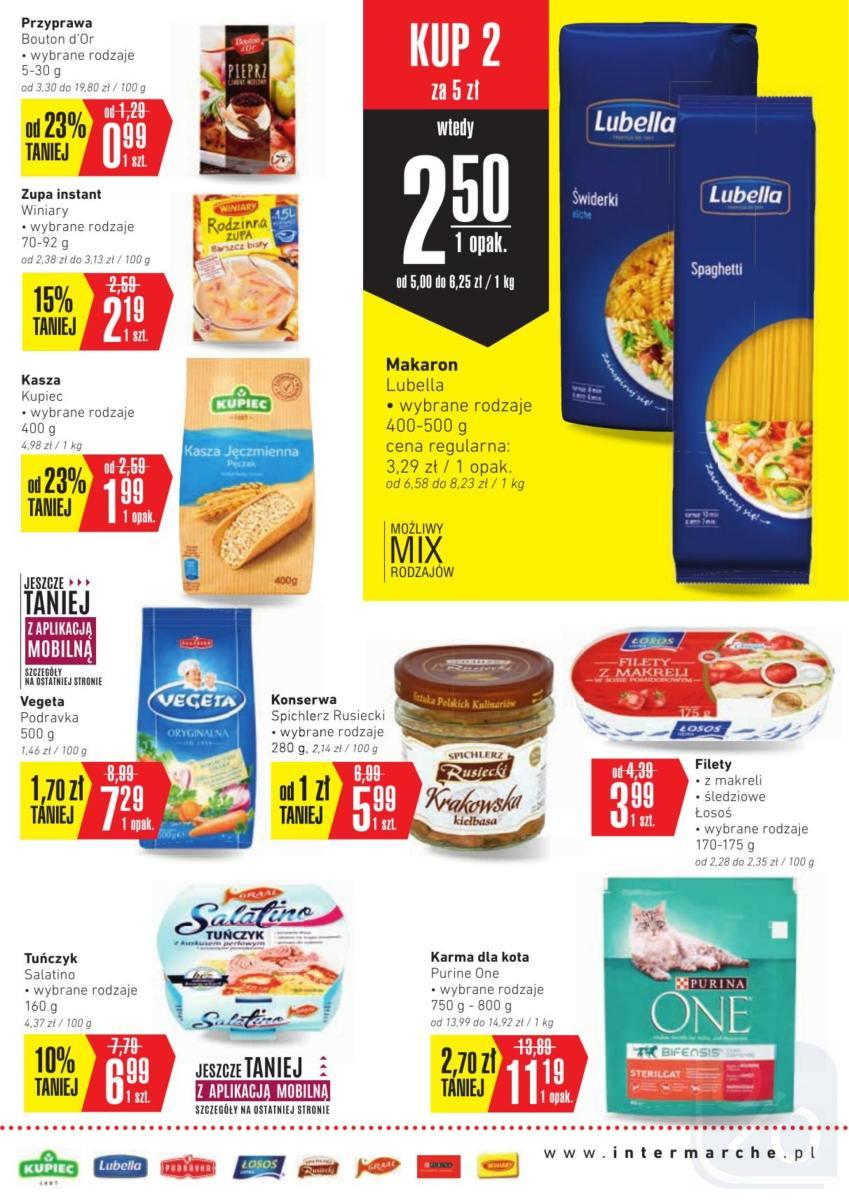 Gazetka promocyjna Intermarche do 20/08/2018 str.10
