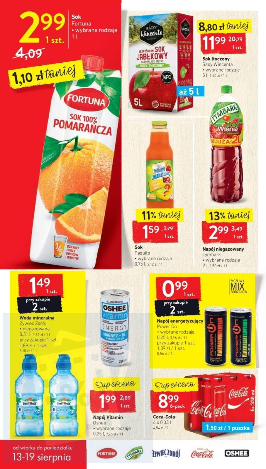 Gazetka promocyjna Intermarche do 19/08/2019 str.15