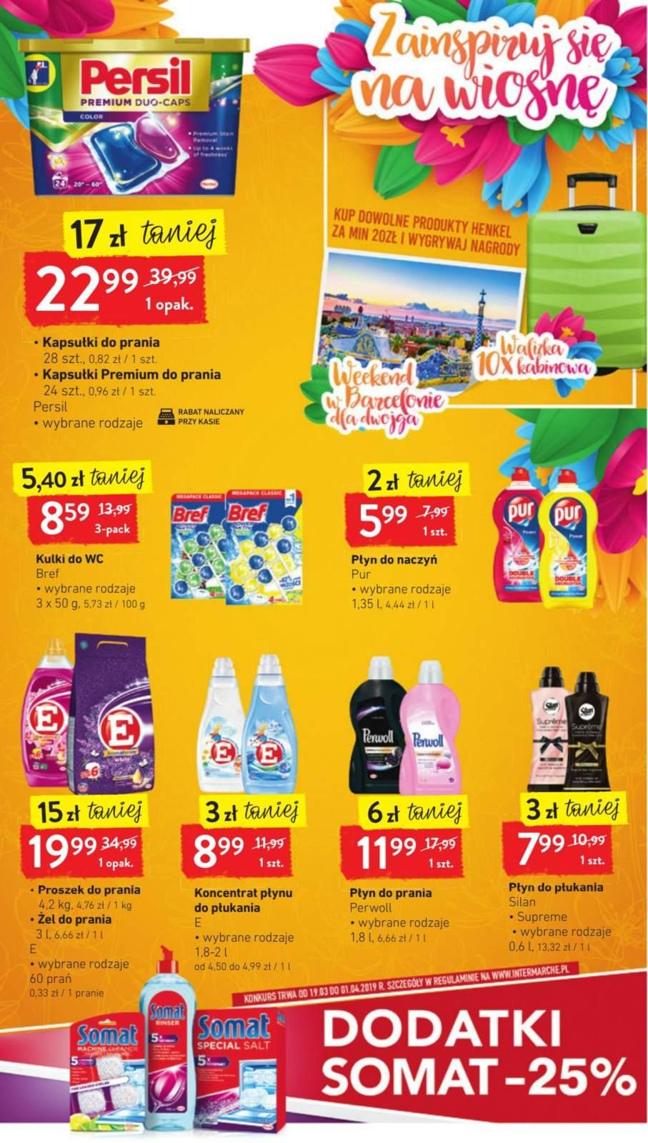 Gazetka promocyjna Intermarche do 25/03/2019 str.19