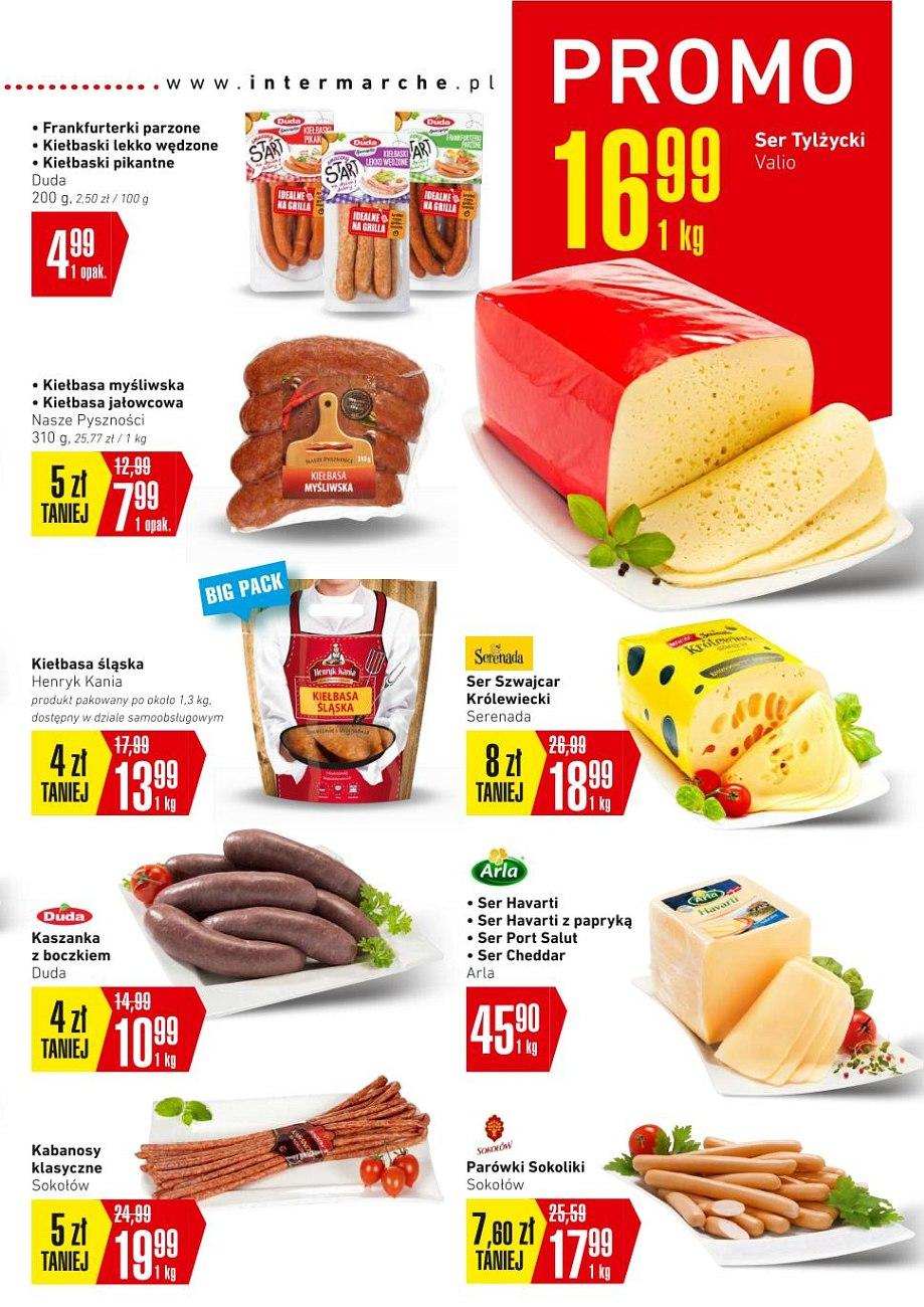 Gazetka promocyjna Intermarche do 13/08/2018 str.6