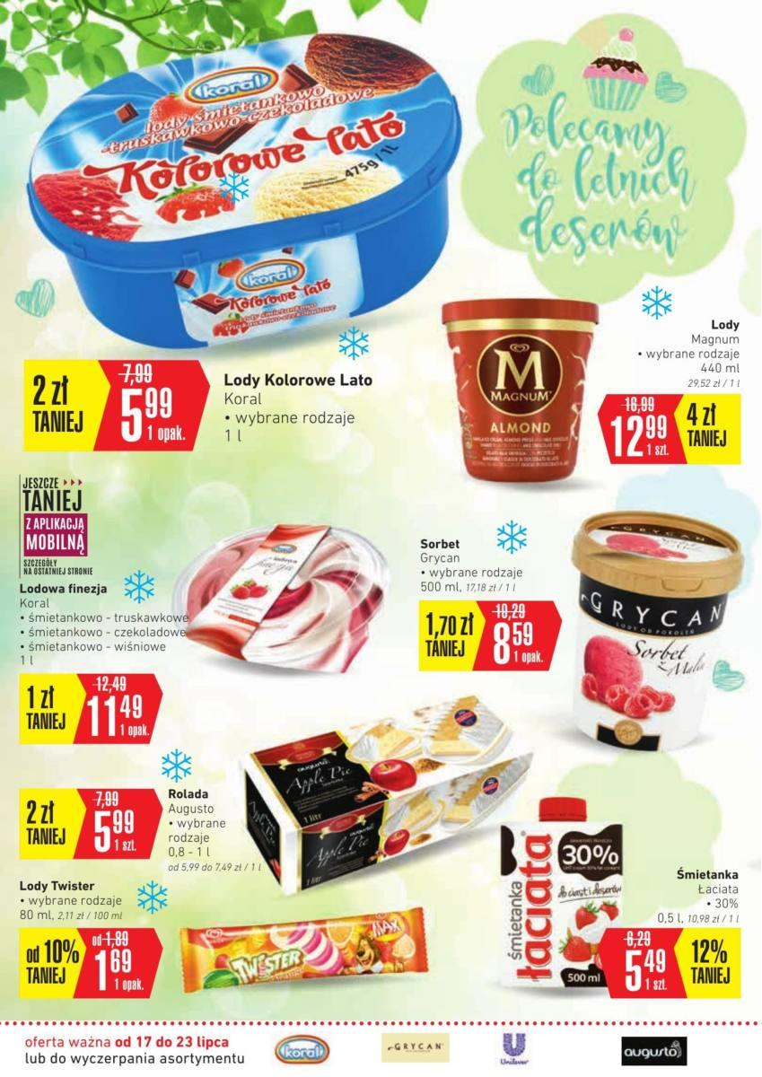 Gazetka promocyjna Intermarche do 23/07/2018 str.1