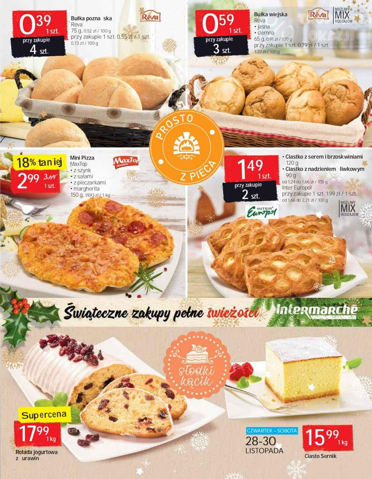 Gazetka promocyjna Intermarche do 02/12/2019 str.15