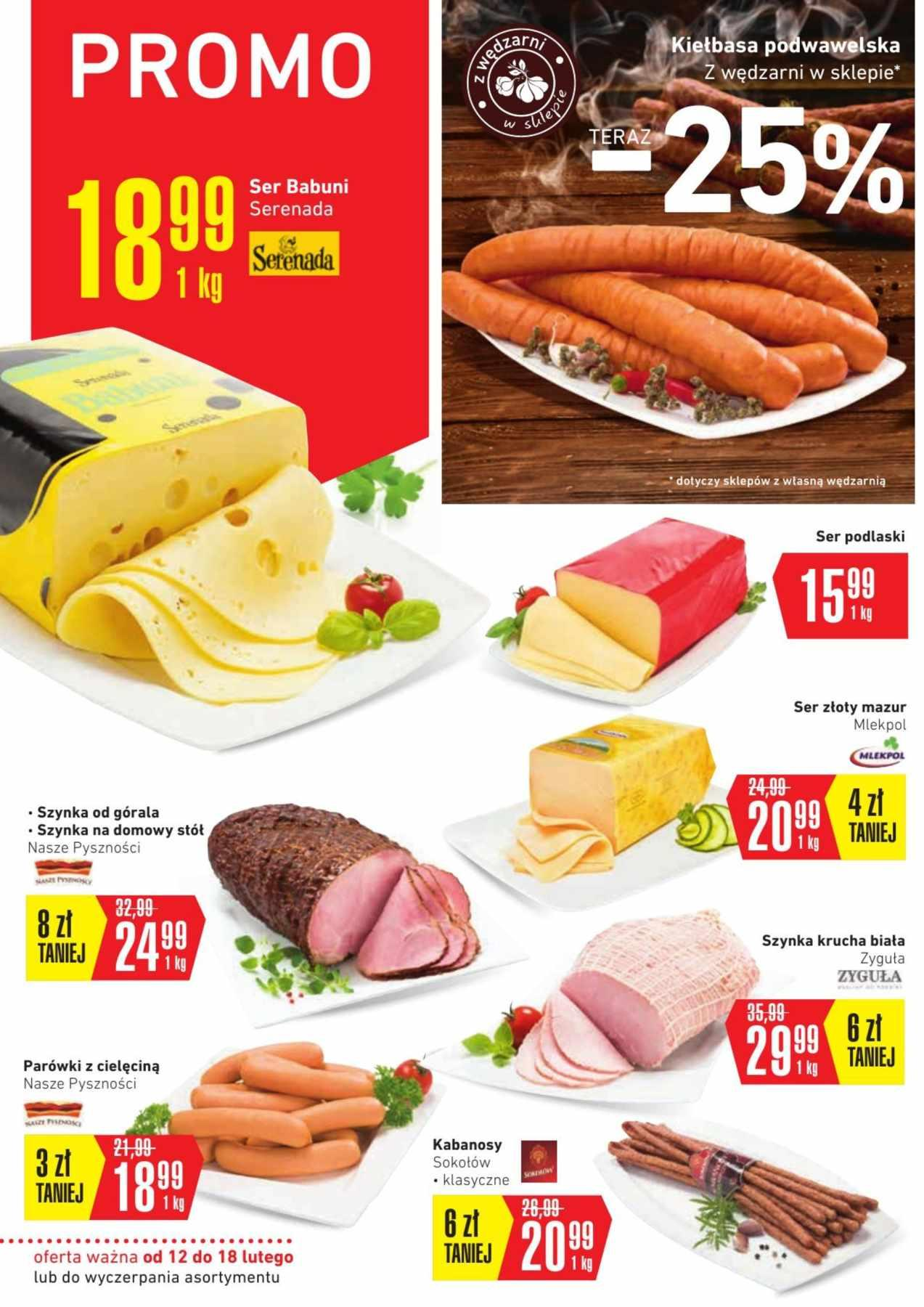 Gazetka promocyjna Intermarche do 18/02/2019 str.9