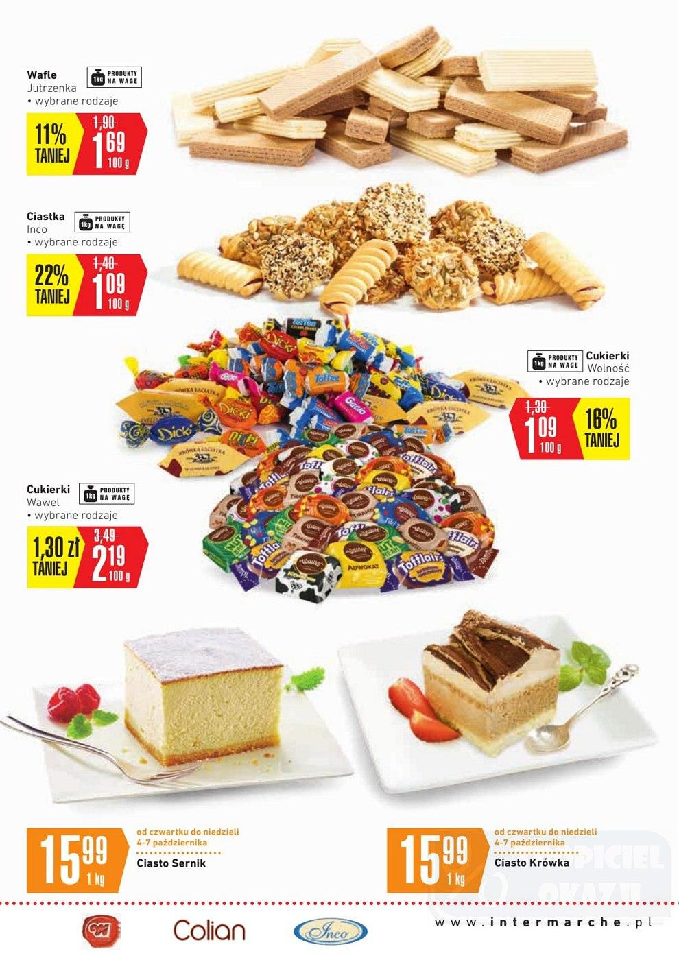 Gazetka promocyjna Intermarche do 08/10/2018 str.5