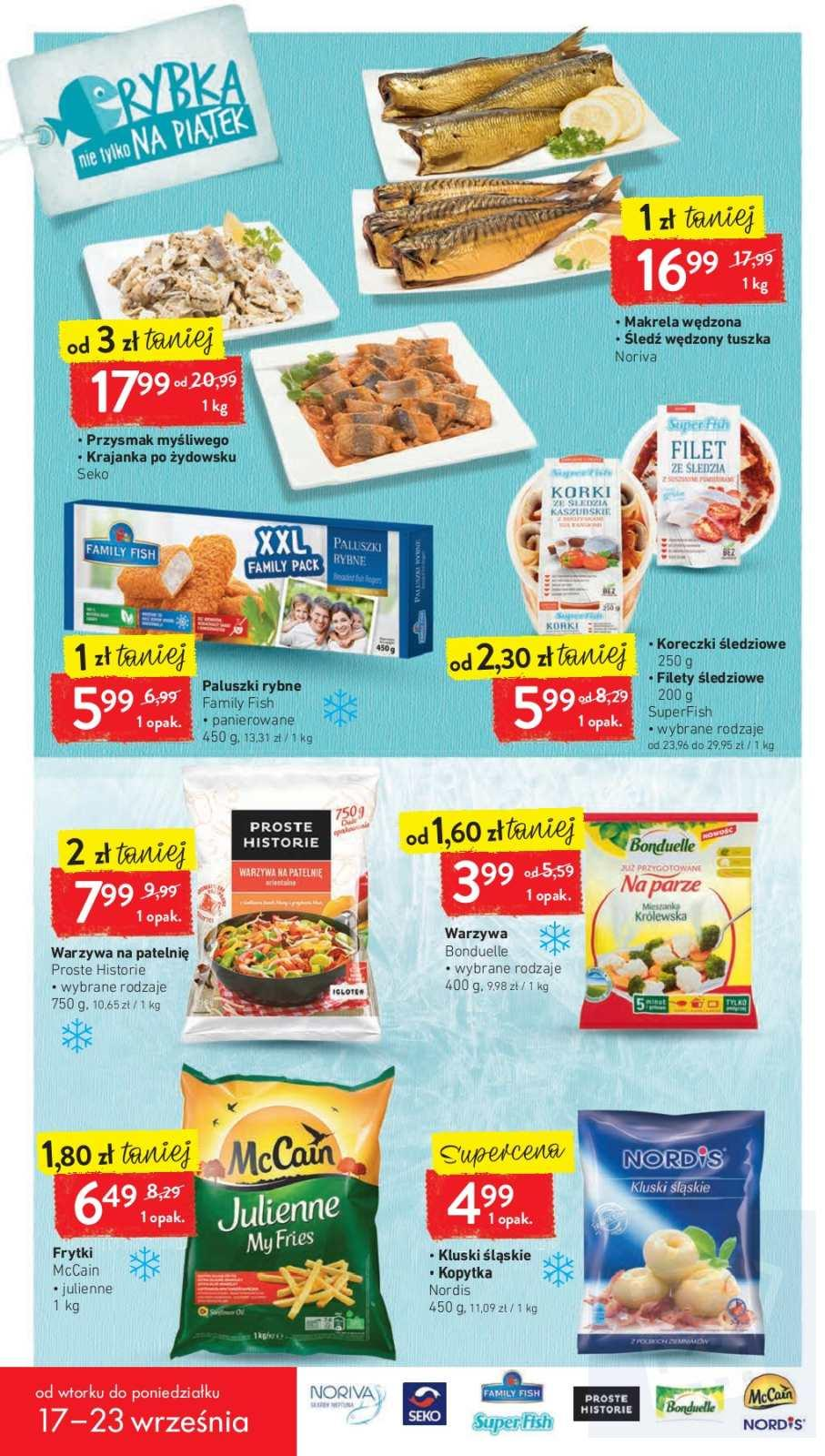 Gazetka promocyjna Intermarche do 23/09/2019 str.8