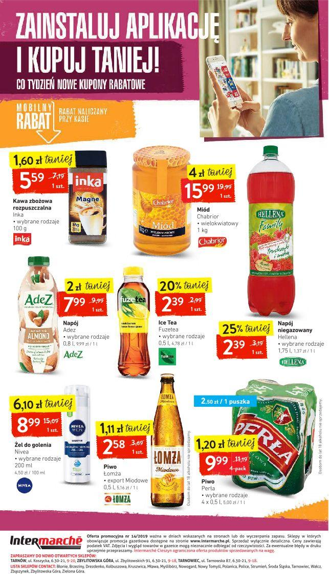 Gazetka promocyjna Intermarche do 08/04/2019 str.28