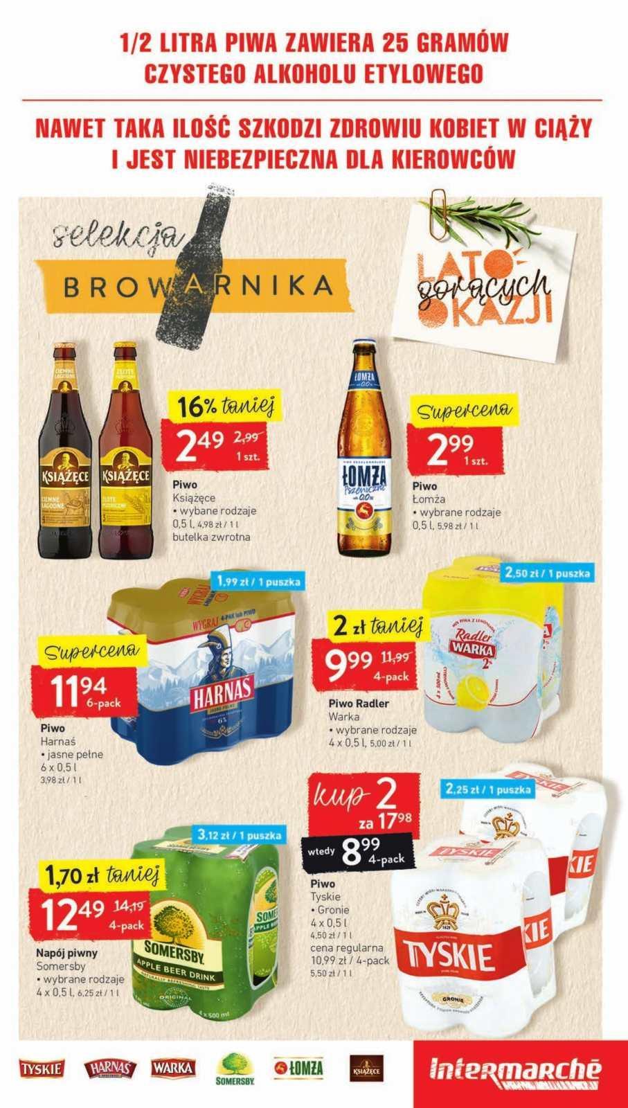 Gazetka promocyjna Intermarche do 10/06/2019 str.21