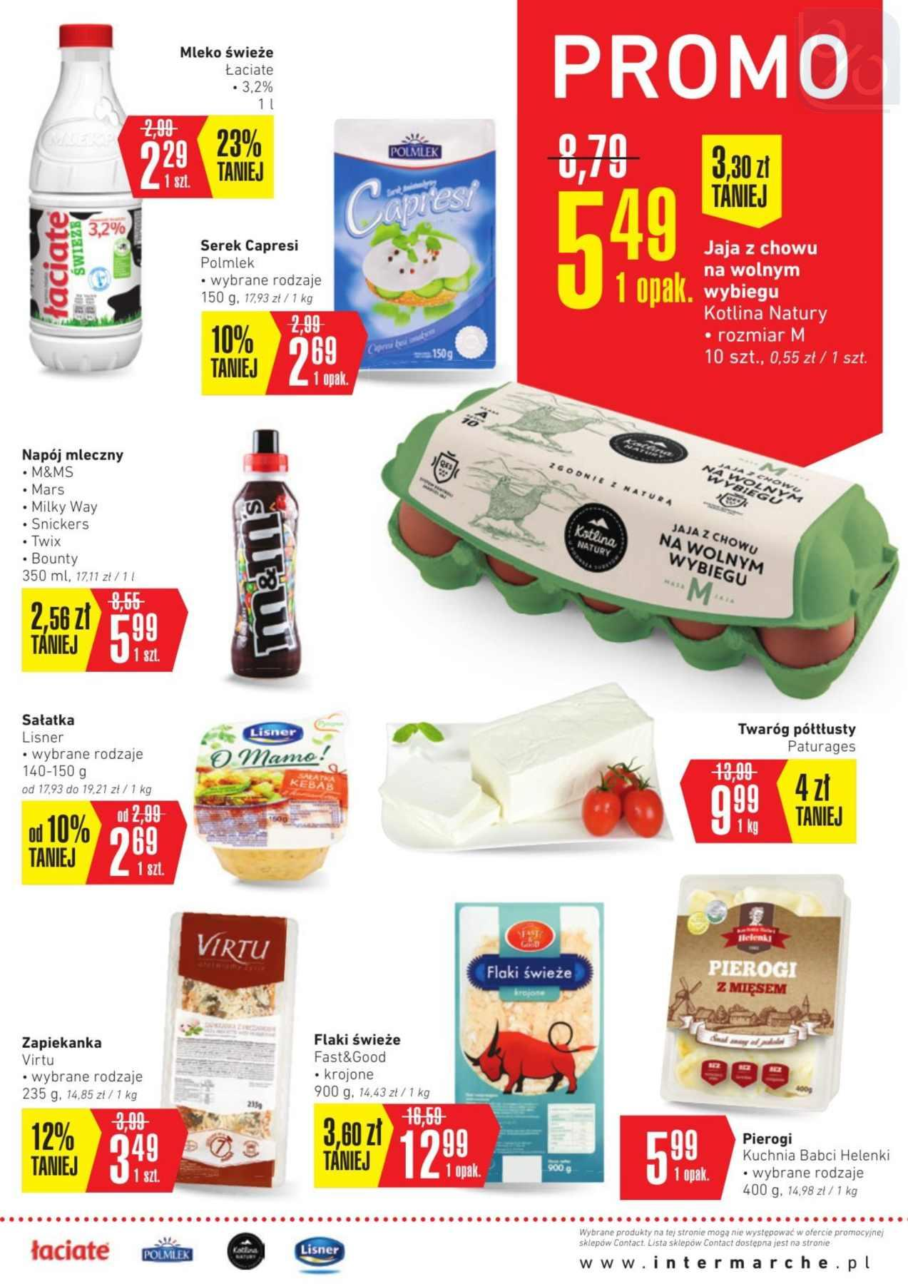 Gazetka promocyjna Intermarche do 14/01/2019 str.7