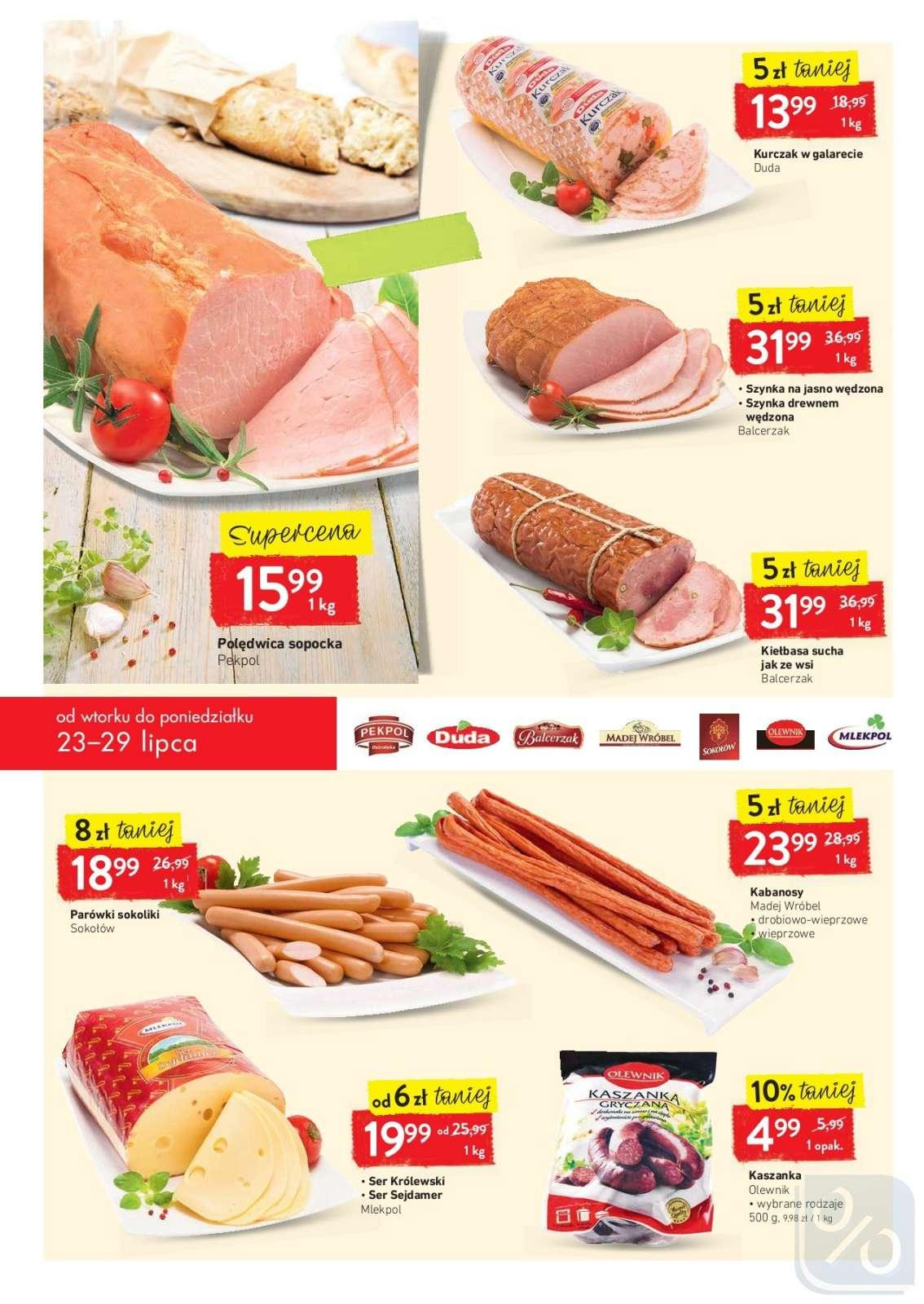 Gazetka promocyjna Intermarche do 29/07/2019 str.14