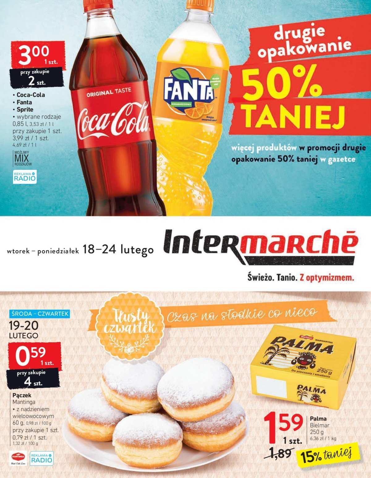 Gazetka promocyjna Intermarche do 24/02/2020 str.1