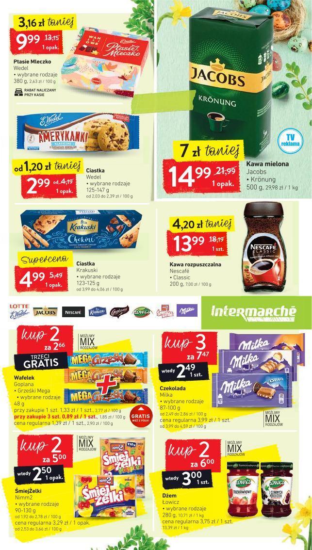 Gazetka promocyjna Intermarche do 20/04/2019 str.18