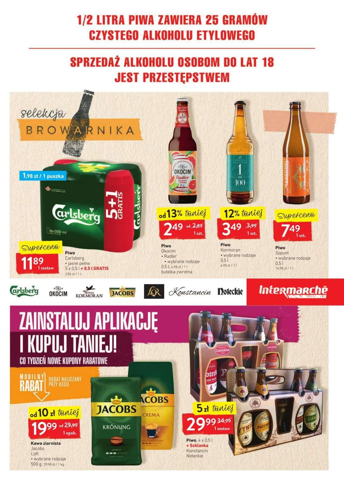 Gazetka promocyjna Intermarche do 01/07/2019 str.18
