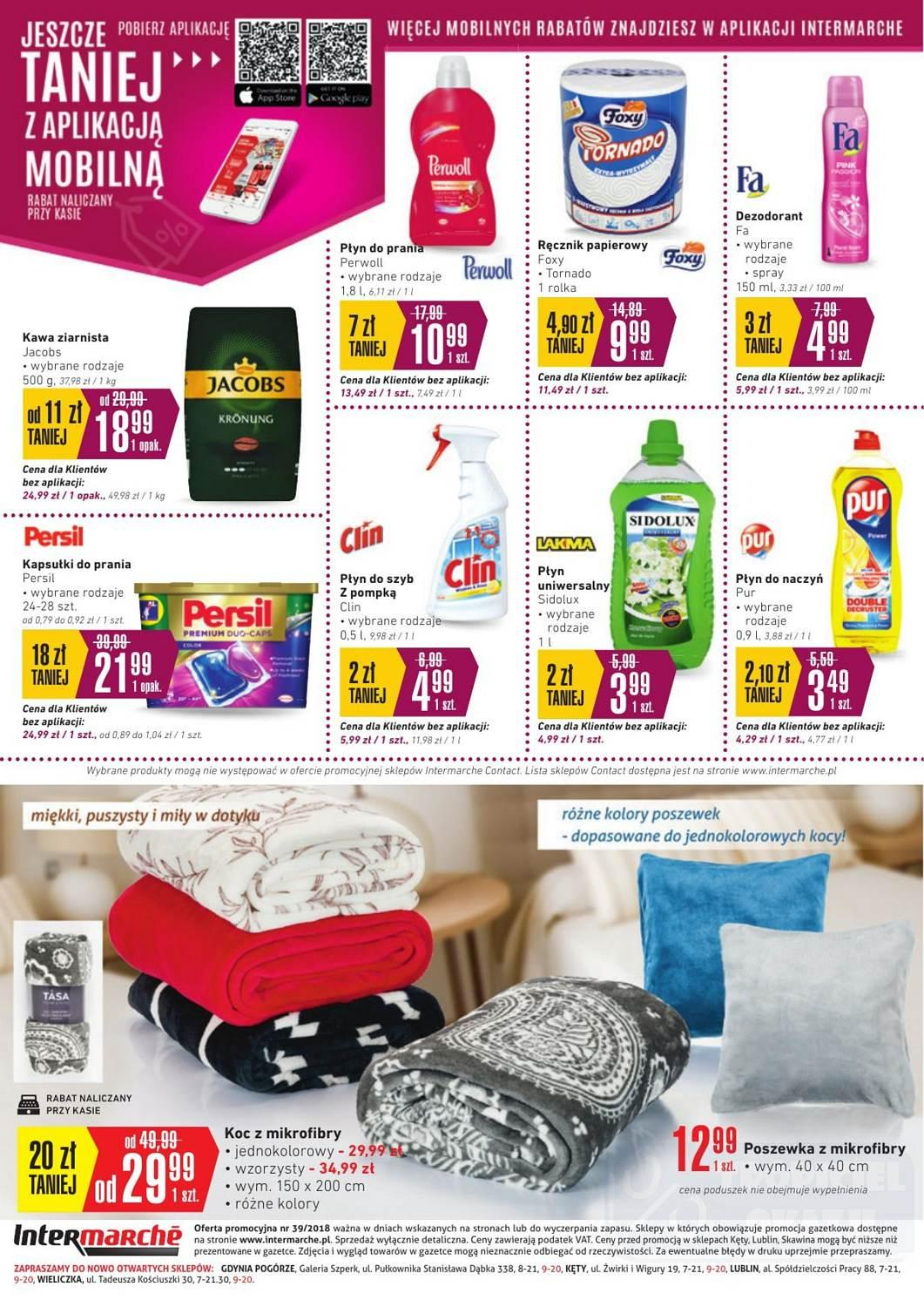 Gazetka promocyjna Intermarche do 01/10/2018 str.23