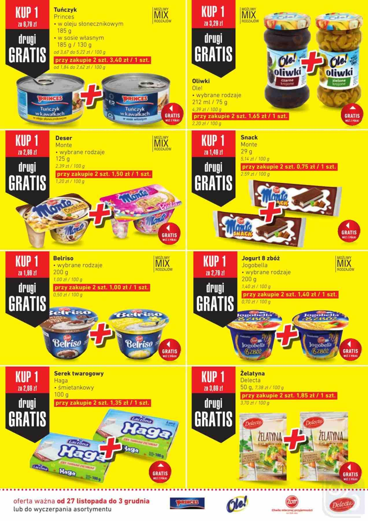Gazetka promocyjna Intermarche do 03/12/2018 str.1