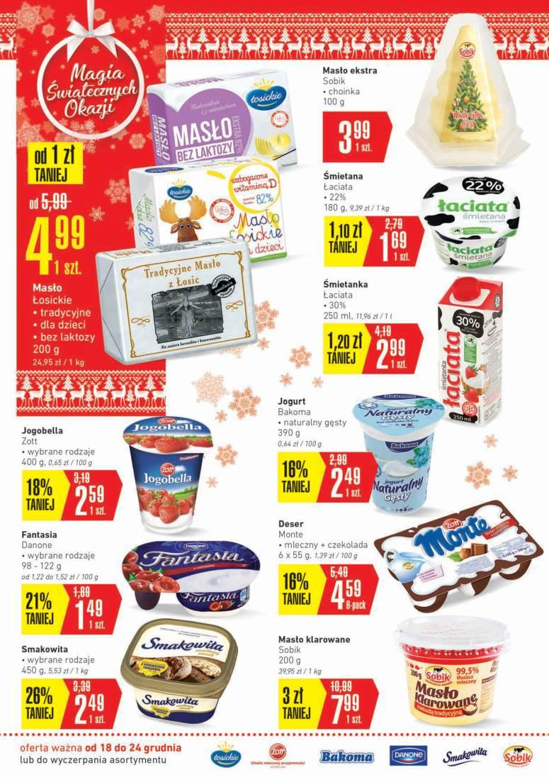 Gazetka promocyjna Intermarche do 24/12/2018 str.16