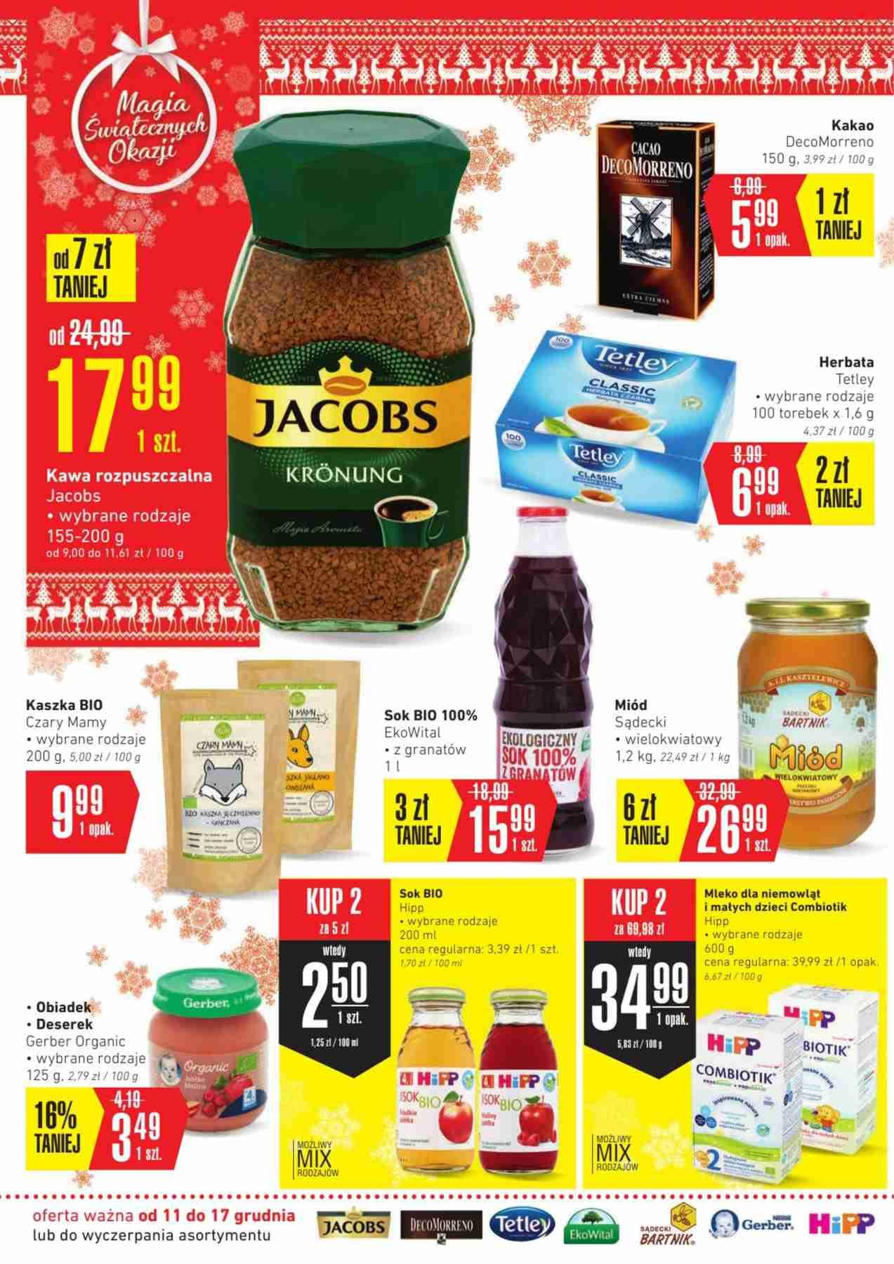 Gazetka promocyjna Intermarche do 17/12/2018 str.18