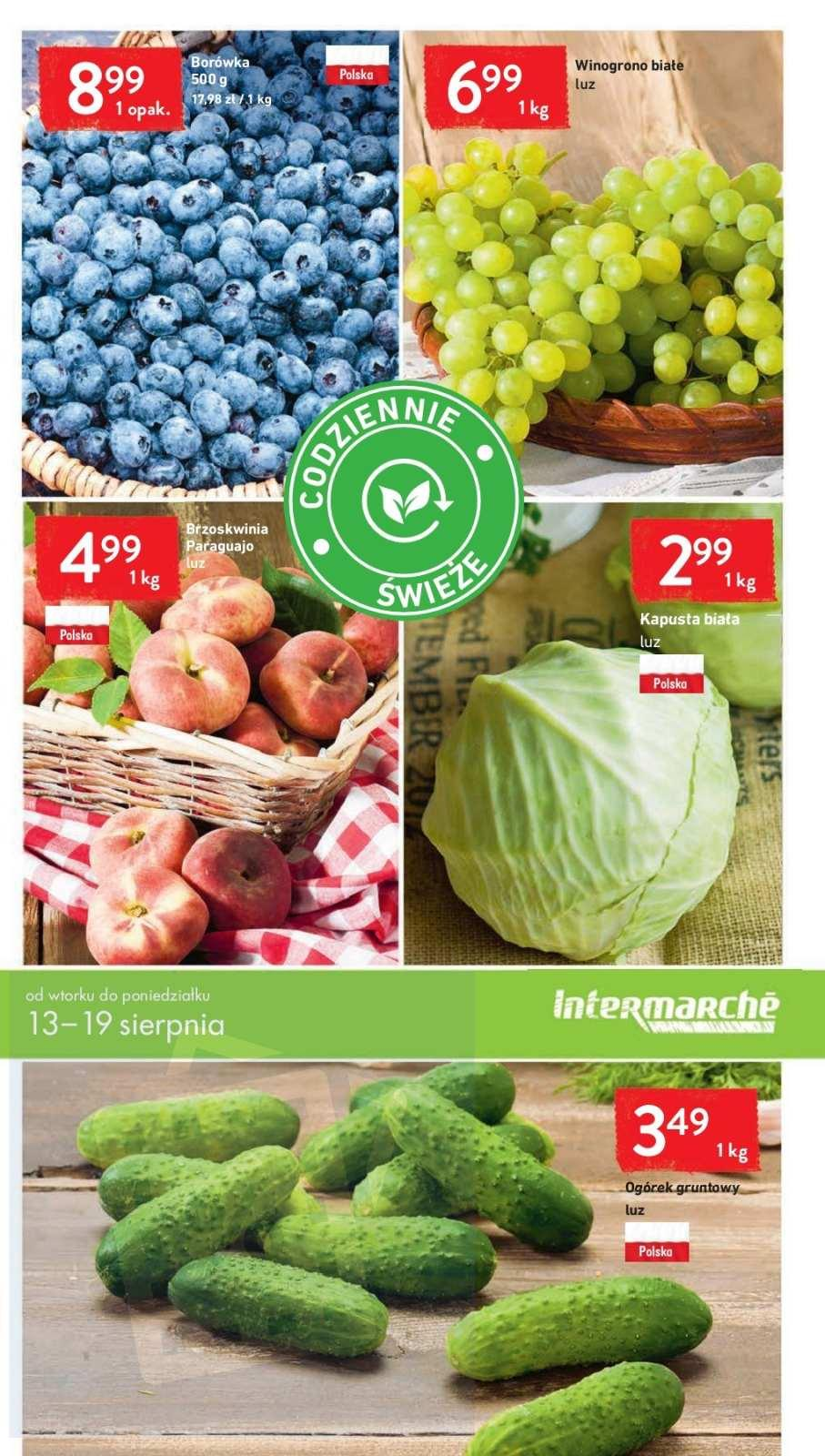 Gazetka promocyjna Intermarche do 19/08/2019 str.3