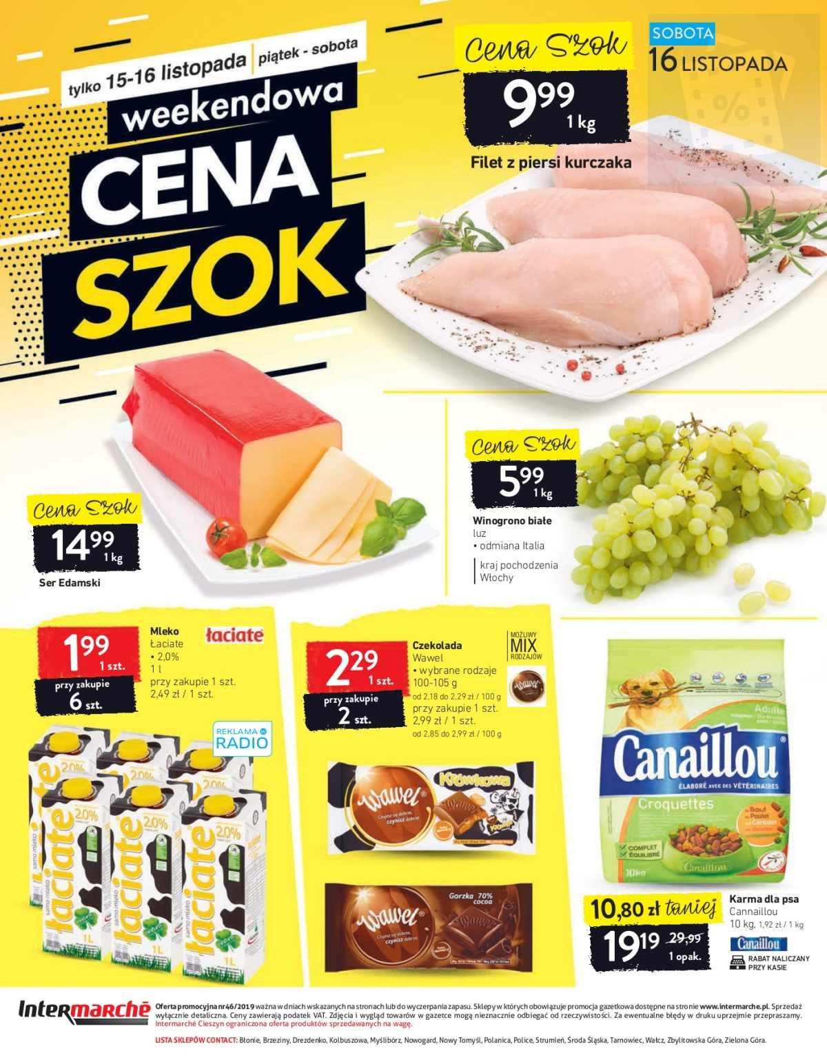 Gazetka promocyjna Intermarche do 18/11/2019 str.31