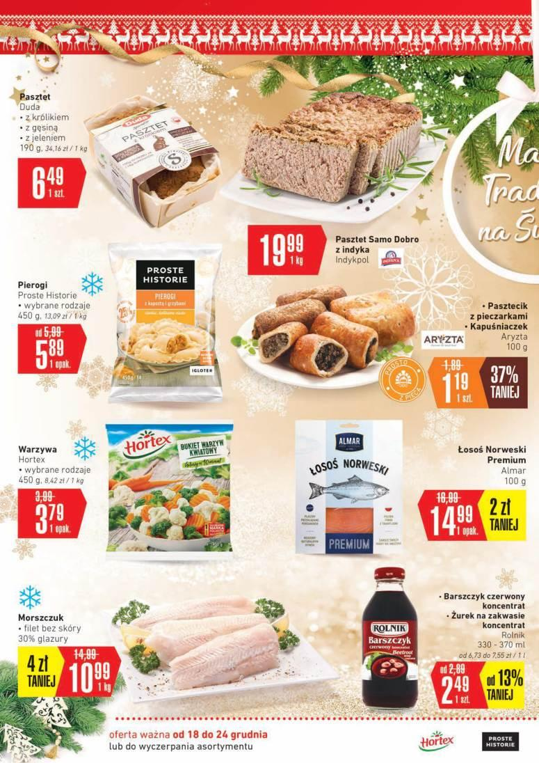 Gazetka promocyjna Intermarche do 24/12/2018 str.3