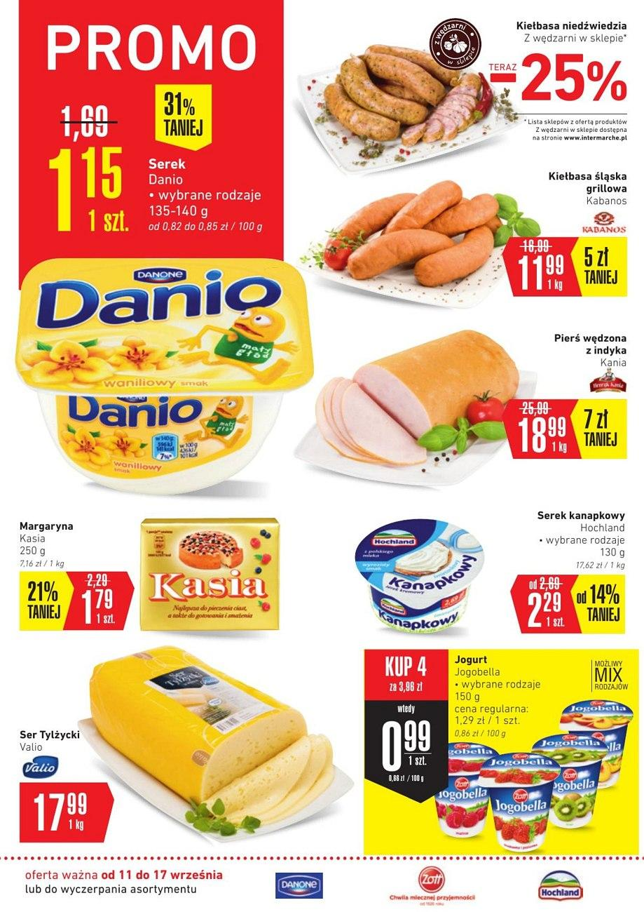 Gazetka promocyjna Intermarche do 17/09/2018 str.7