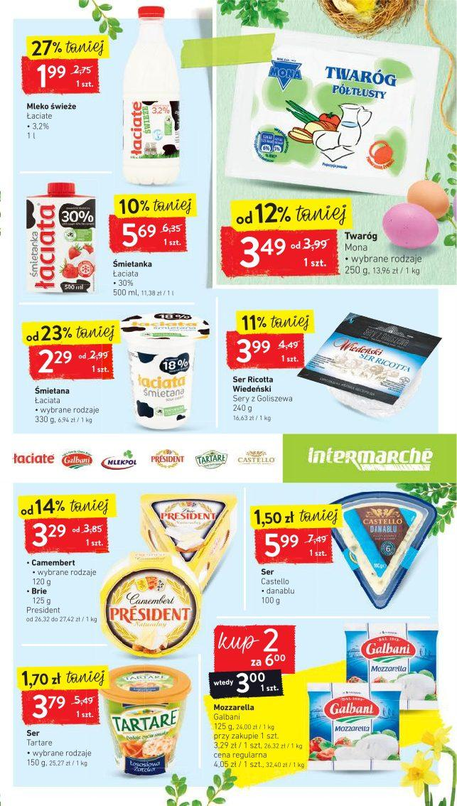 Gazetka promocyjna Intermarche do 20/04/2019 str.15