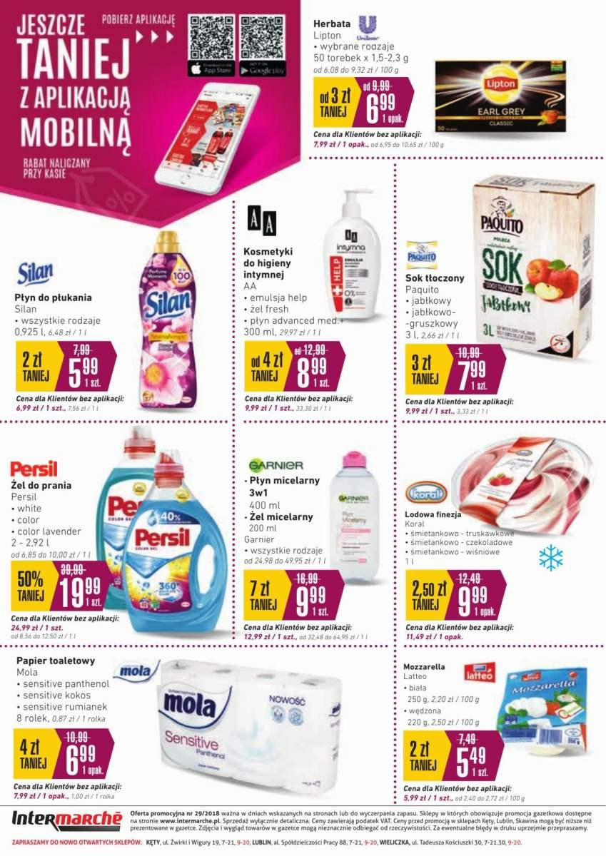 Gazetka promocyjna Intermarche do 23/07/2018 str.12