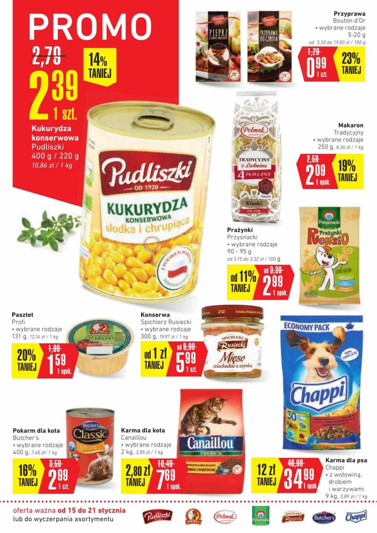 Gazetka promocyjna Intermarche do 21/01/2019 str.14