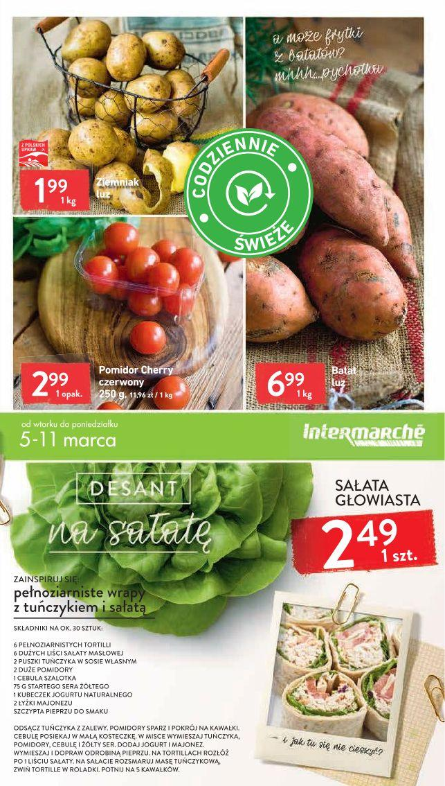 Gazetka promocyjna Intermarche do 11/03/2019 str.2